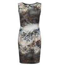 Slim kjole fra Ilse Jacobsen - WOOD02