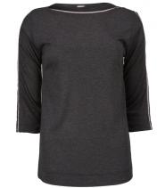T-shirt fra Gustav med rund hals - 20722