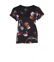 T-shirt med print fra Saint Tropez