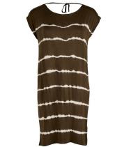 Tie dye jersey dress - N6524