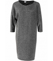 Tunic jersey dress