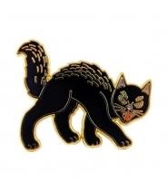 Valley Cruise Retro black cat