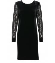 Velour kjole fra b.young