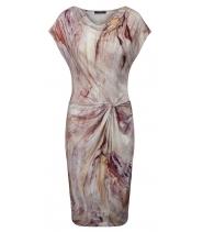 Womans knee length dress - Soul32U