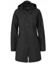 Women 3/4 raincoat - rain37