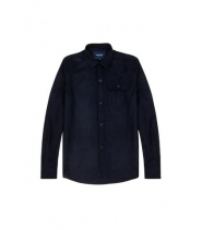 Native North uld skjorte - NAVY