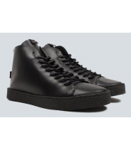 Yogi Winstone leather black